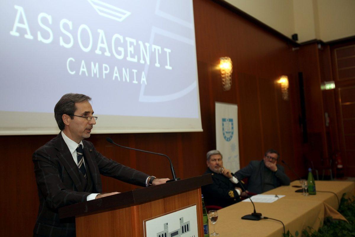 Stefano Sorrentini - Pres Assoagenti Campania