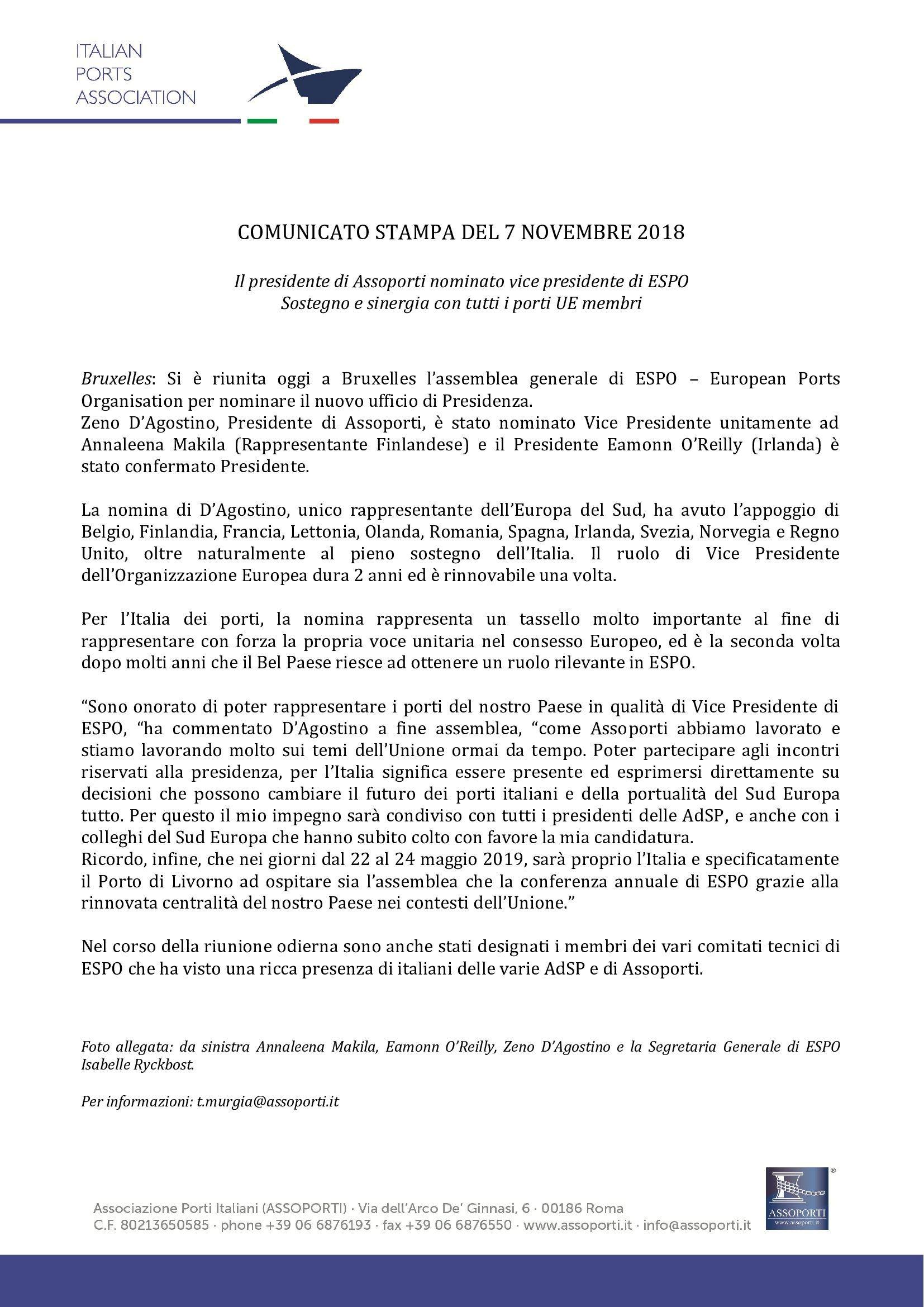 Zeno_dAgostino_designazione